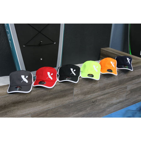 CALI PADDLER PERFORMANCE STRETCH PADDLE HAT - West Coast Paddle Sports