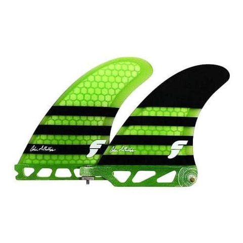 FUTURES FINS COLIN MCPHILLIPS 2+1 THRUSTER FIN SET - FINS