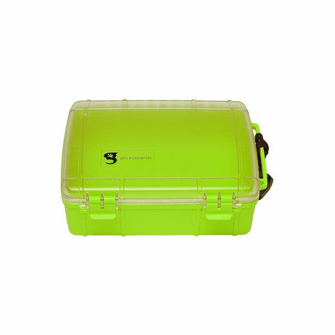 Geckobrands Dry Box Yellow - GEAR/EQUIPMENT