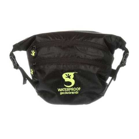 GECKOBRANDS LIGHTWEIGHT WAIST PACK - West Coast Paddle Sports