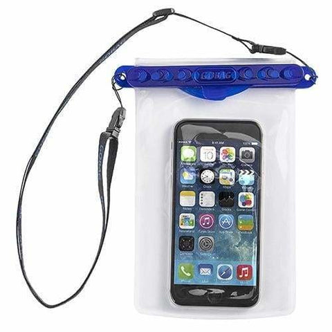 GO BAG DOLPHIN WATERPROOF PHONE BAG - West Coast Paddle Sports