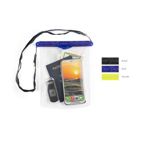 GO BAG MAKO WATERPROOF PHONE BAG - West Coast Paddle Sports
