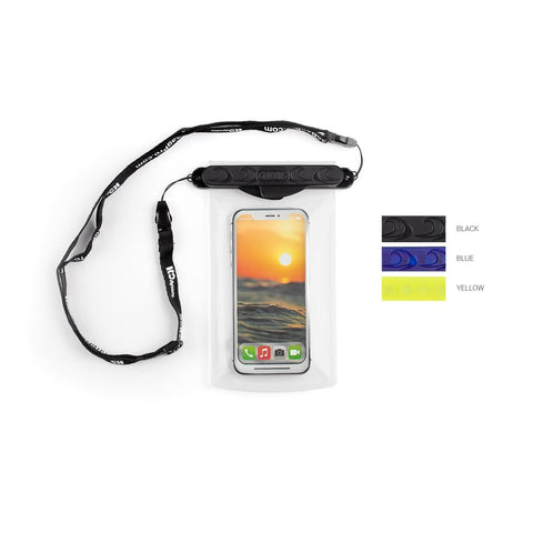 GO BAG MINNOW WATERPROOF PHONE BAG - West Coast Paddle Sports