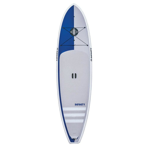 INFINITY WIDE AQUATIC 10'8 x 33 x 200L BLUE/ GREY - BOARDS