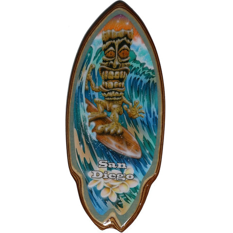 JOE SHAW AIRBRUSH ART SKIMBOARDS - West Coast Paddle Sports