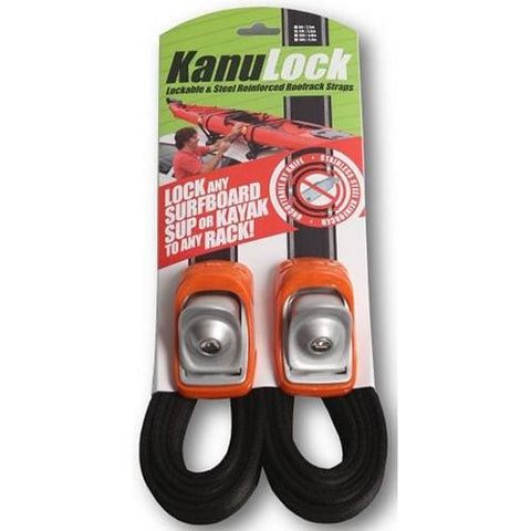 KANULOCK 11' ORANGE - West Coast Paddle Sports