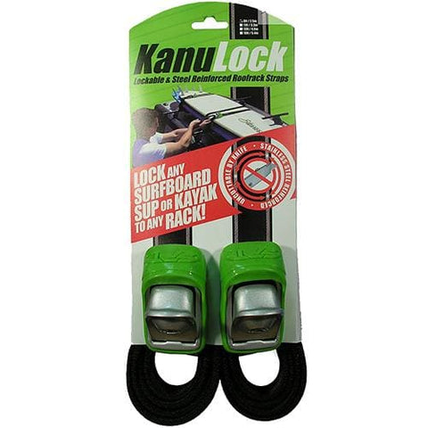 Kanulock 8 Green - Racks/straps