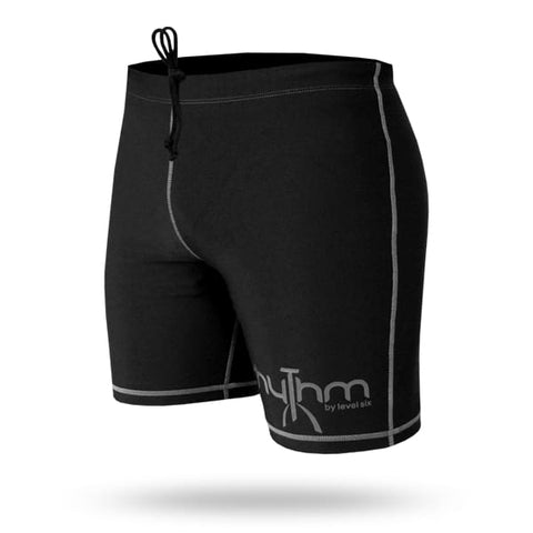 LEVEL SIX WOMENS RHYTHM PADDED DRAGON BOAT SHORTS - APPAREL