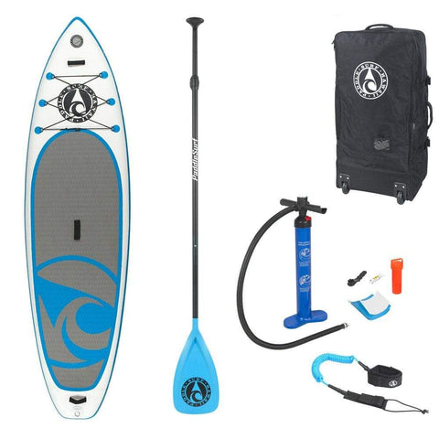 Paddle Surf Hawaii inSUP 9'11 Inflatable Standup Blue - BOARDS