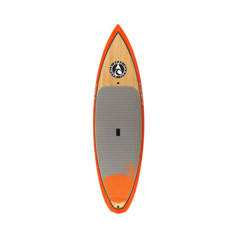 Paddle Surf Hawaii Ripper 8'11 Wood Veneer - BOARDS