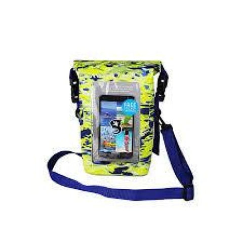 PHONE TOTE DRY BAG MAHI GECKOFLAGE - West Coast Paddle Sports