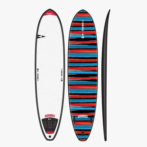 "SIC DARKHORSE 8' 4"" X 23"" 70L 14.33 LBS - West Coast Paddle Sports"