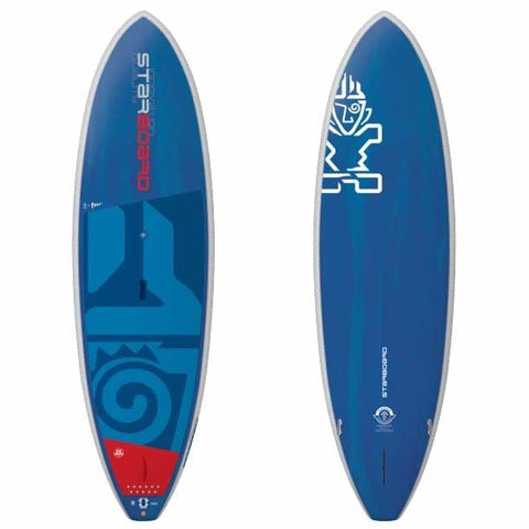 "STARBOARD WIDE POINT STARLITE 8'2"" X 32"" - West Coast Paddle Sports"
