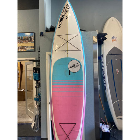 used Smooth san diego paddle board