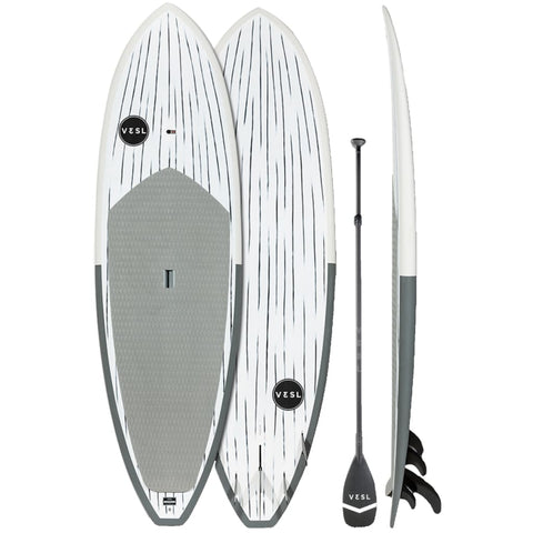 "VESL 9'4"" X 32"" X 4.4"" 148L - West Coast Paddle Sports"