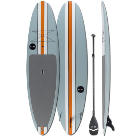 VESL RETRO PADDLEBOARD LIDO 106 X 32 PKG - BOARDS