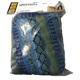 Victory Koredry Uv Cover 96-11 Print - Blue Snake Skin - Gear/equipment