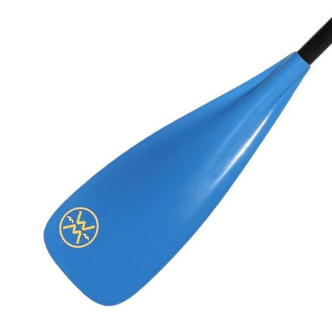 "WERNER FLOW 85 ADJUSTABLE 80"" - West Coast Paddle Sports"