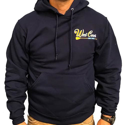 West Coast Hoodie - Apparel