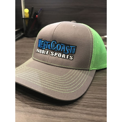 West Coast Paddle Sports 2020 Hat - Green - APPAREL