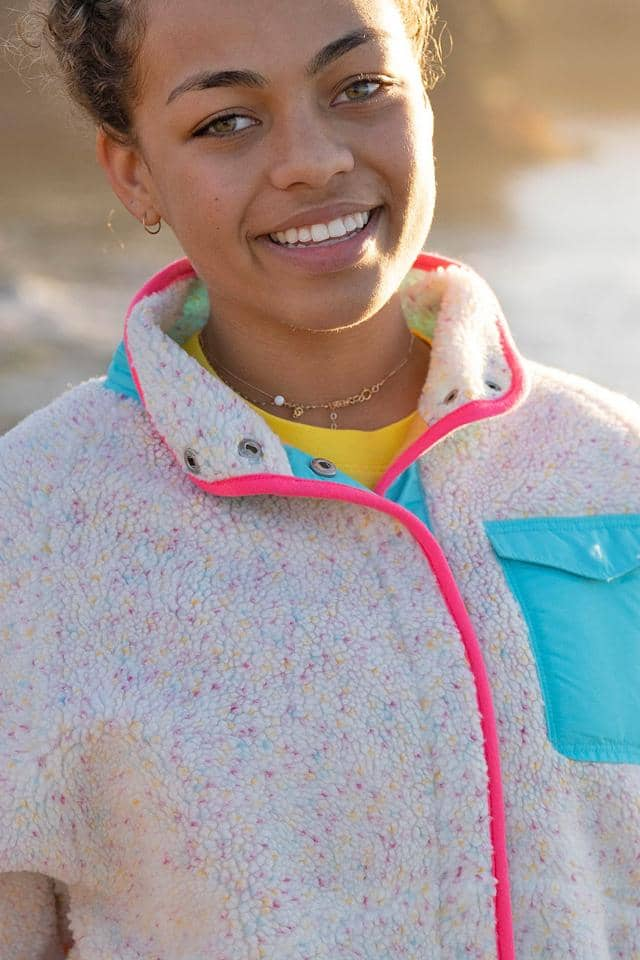 Bright Side Sherpa Jacket