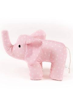 Dot Stuffed Elephant
