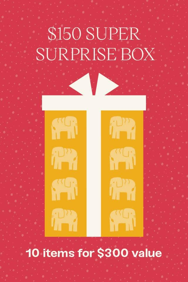 Holiday $150 Super Surprise Box