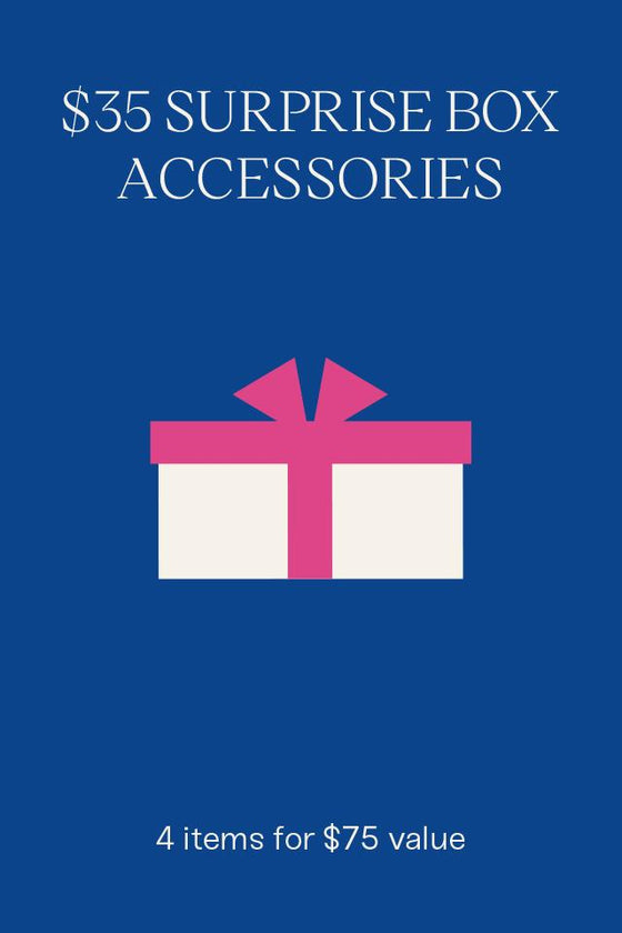 September $35 Accessory Surprise Box
