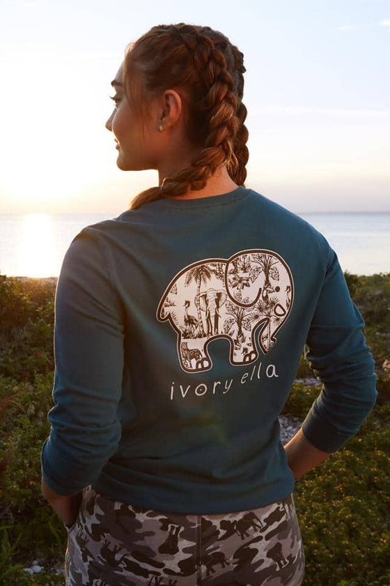 Jungle Long Sleeve T-Shirt