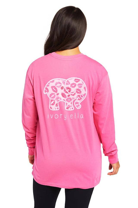 Heritage Kisses Long Sleeve T-shirt
