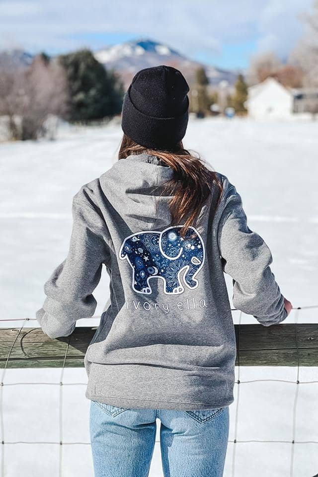 Heritage Magic Night Hoodie