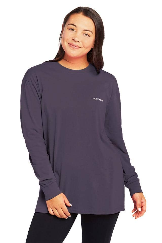Metamorph Oversized Long Sleeve T-Shirt