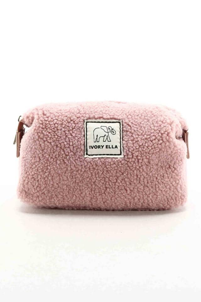 Sherpa Cosmetic Bag