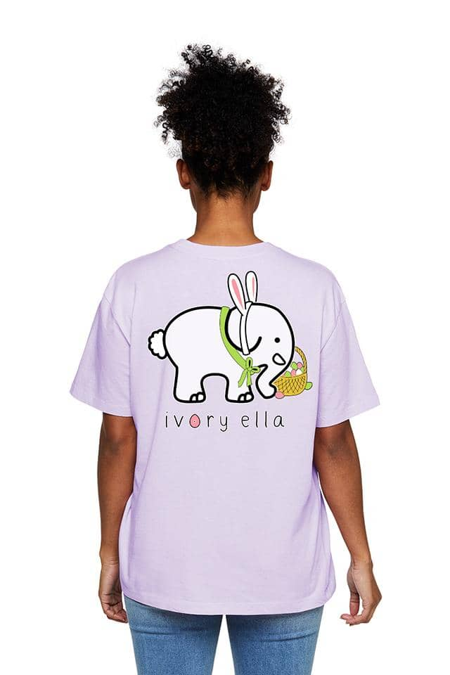 Easter Bunny Oversized T-Shirt