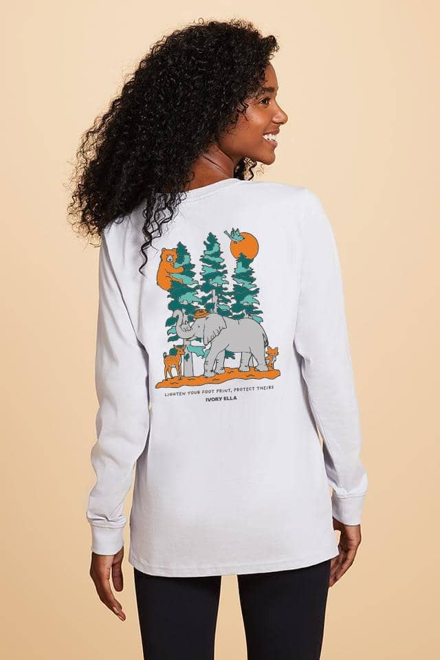 Wildfire Recovery Long Sleeve T-Shirt
