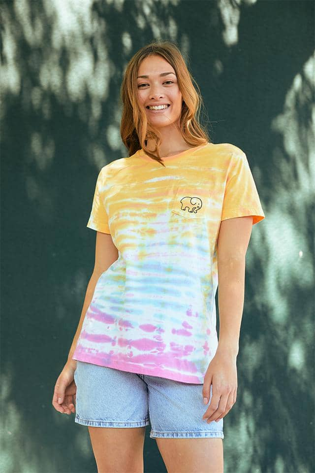 Heritage Sunset Tie Dye T-shirt