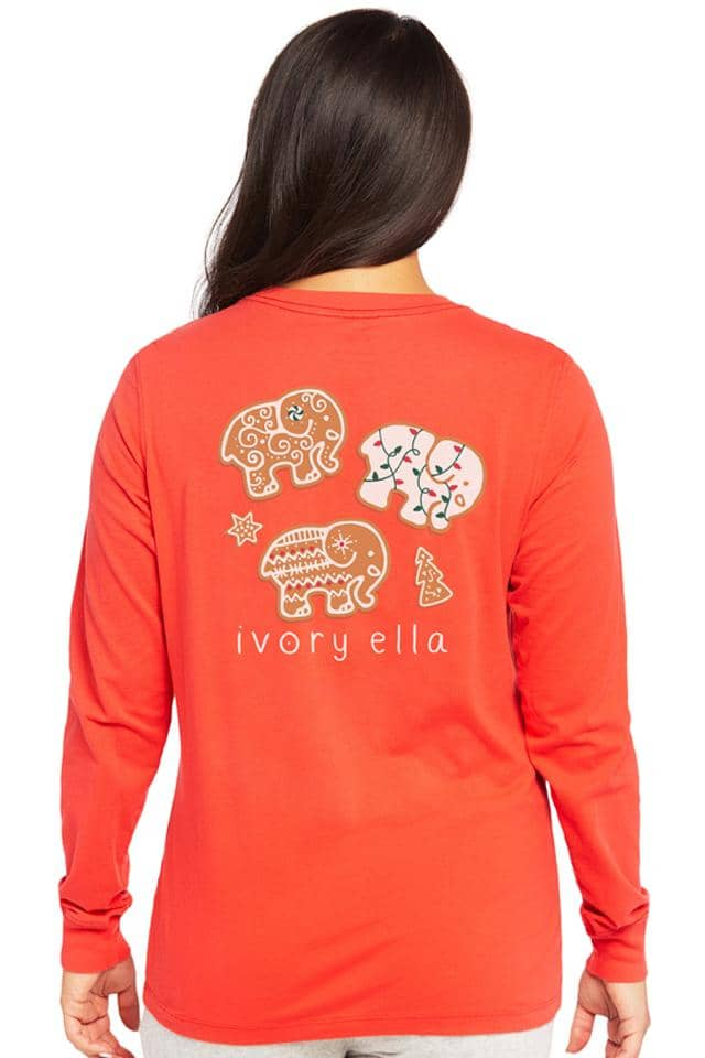 Gingerbread Long Sleeve T-Shirt
