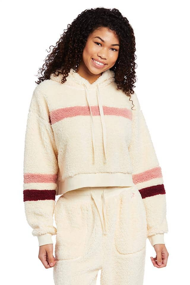 Ultra Soft Fleece Lounge Hoodie