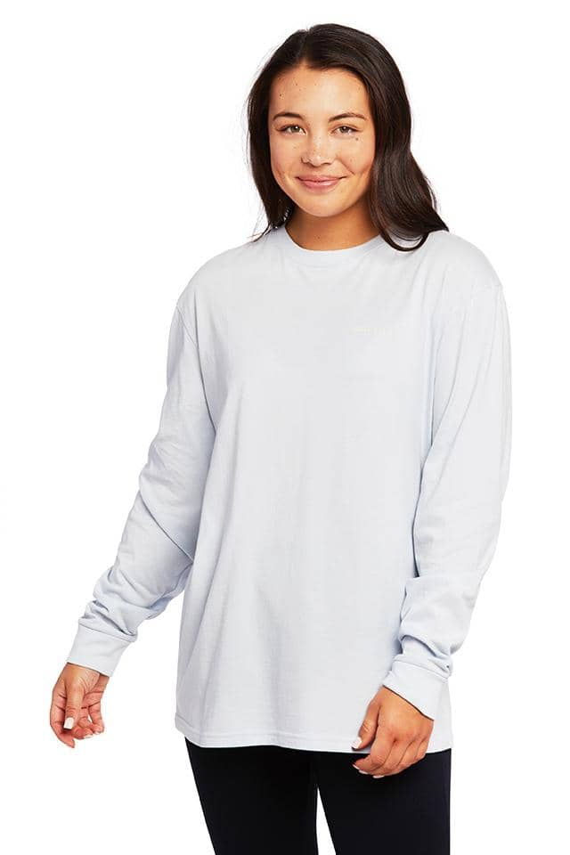 Summit Oversized Long Sleeve T-shirt