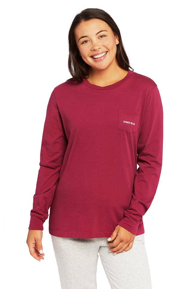 Bundle Up Long Sleeve T-shirt
