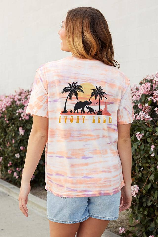 Island Time Oversized T-shirt
