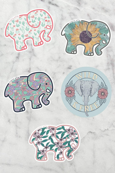 April Sticker Pack