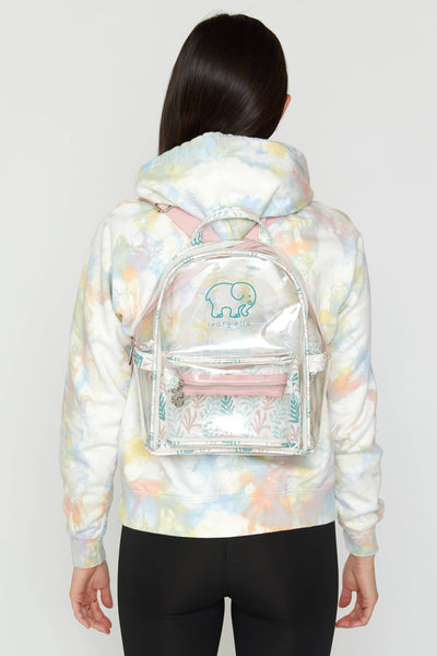 Mini Clear Backpack