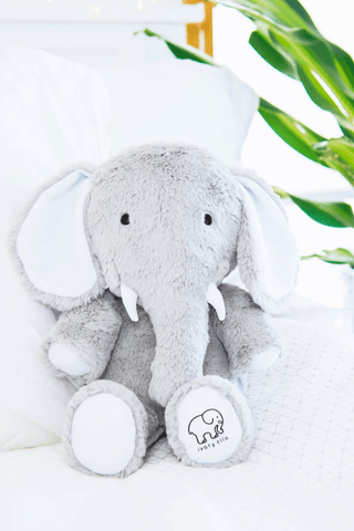 Ivory Ella Accessories Plush Elephant