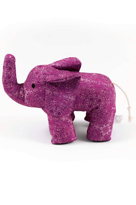 Rosemale Stuffed Elephant