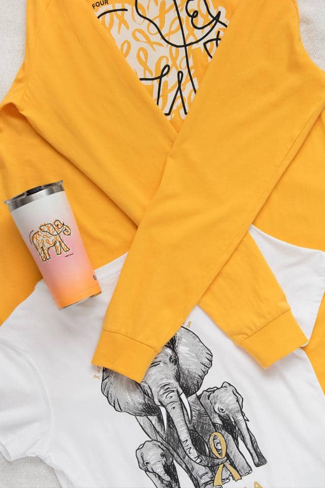 Ivory Ella Bundle Childhood Cancer Awareness 2020