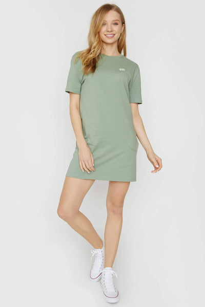 Lily Pad Tee Shirt Dress