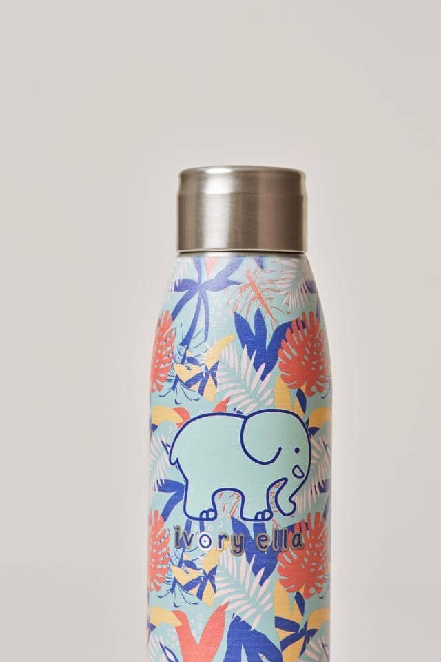 Ivory Ella Drinkware 17oz Tervis Stainless Steel Bottle