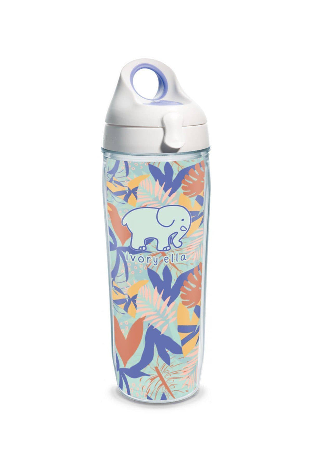 Ivory Ella Drinkware 30oz Tervis Water Bottle