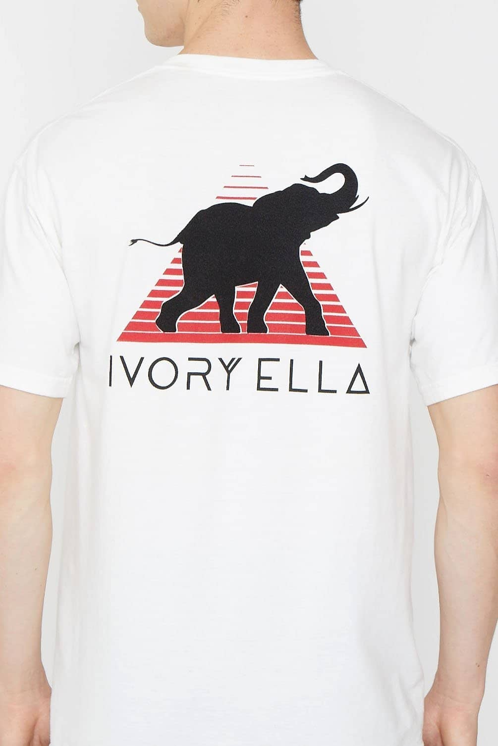Ivory Ella S Soft White Feeling Lucky Classic Fit Tee
